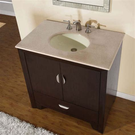 Crema Marfil Vanity Top by 36 Quot Ilene W Single Sink Crema Marfil Marble Top
