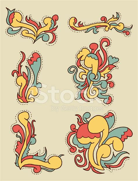 doodle 2 free doodle pattern 2 stock vector freeimages