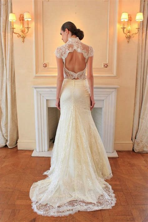 Best of Backless Wedding Gowns: Dresses to Adore ? Part 3
