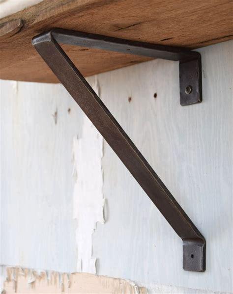 Industrial Shelf Bracket by Aether Industrial Shelf Brackets And Style