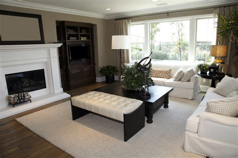 large table for living room big living room with large ottoman as coffee table and