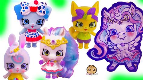 And Bags That Look Like Toys by Fuzzy Shoppet Petkins Shopkins Pets Season 9 Style