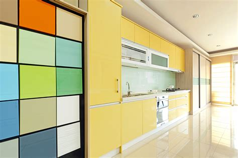 Modern Kitchen Cabinets Colors Never Mind The Stainless Steel Lets Put Some Color Back In The Kitchen