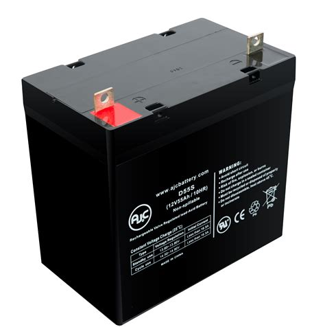 Wheel Chair Batteries by Pride Mobility Jazzy 1100 12v 55ah Wheelchair Battery