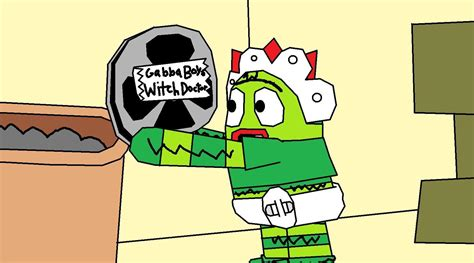 baby yo gabba gabba yo gabba gabba images baby brobee hd wallpaper and