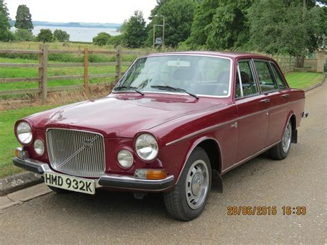1971 volvo 164 for sale classic cars for sale uk