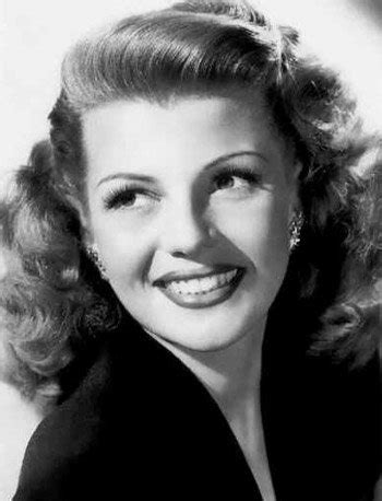 red head actress from 1940s rita hayworth actresses and red heads on pinterest