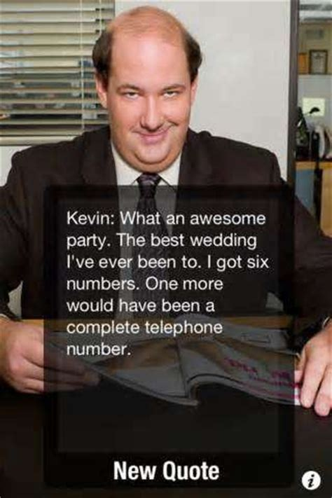 Office Kevin Kevin The Office Quotes Profile Picture Quotes