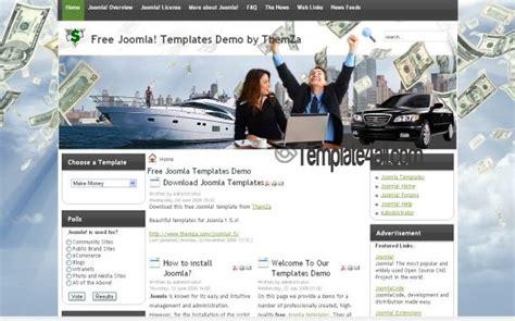 business chrome jquery joomla 2 5 template