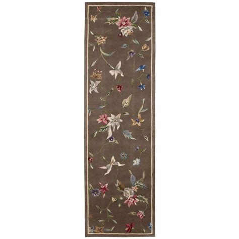 2 X 8 Runner Rugs Nourison Julian 2 Ft 3 In X 8 Ft Rug Runner 027696 The Home Depot