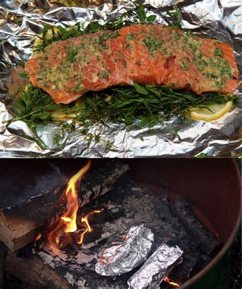 24 mouth watering meals cooked over a cfire