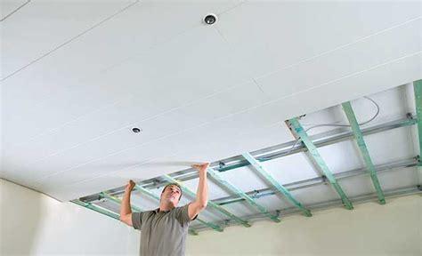 Deckenpaneele Richtig Anbringen by Decke Abh 228 Ngen Renovieren Bauen Selbst De