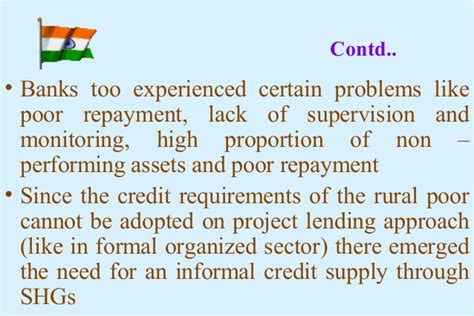 Formal And Informal Rural Credit In Four Provinces Of Empowering Sh Gs