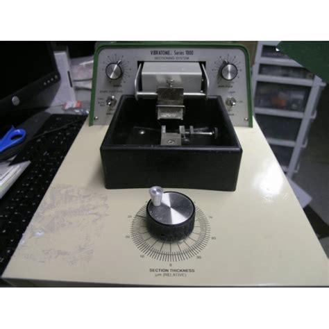 vibratome sectioning vibratome 1000 sectioning system vibrating microtome