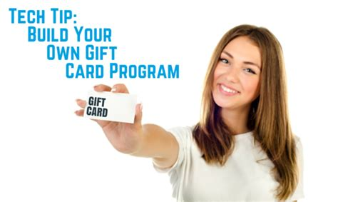 Revel Gift Cards - tech tip build your own gift card program revel ipad pos