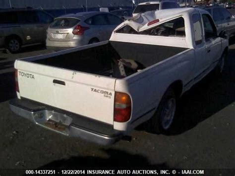 1999 Toyota Tacoma Front Bumper Used 1999 Toyota Tacoma Rear Bumper Assembly Rear
