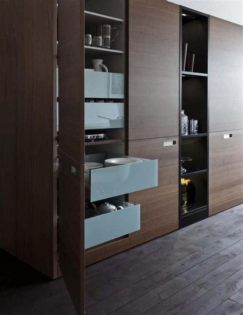 10 modern kitchen pantry cabinets rilane