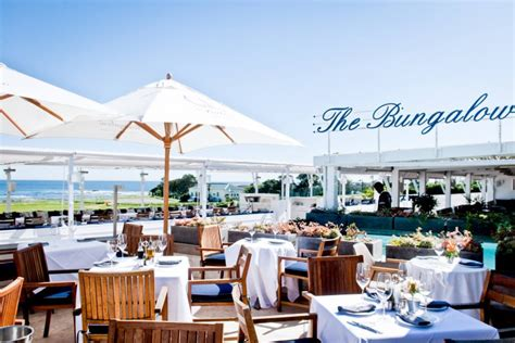 bungalows restaurant the bungalow in clifton cape town