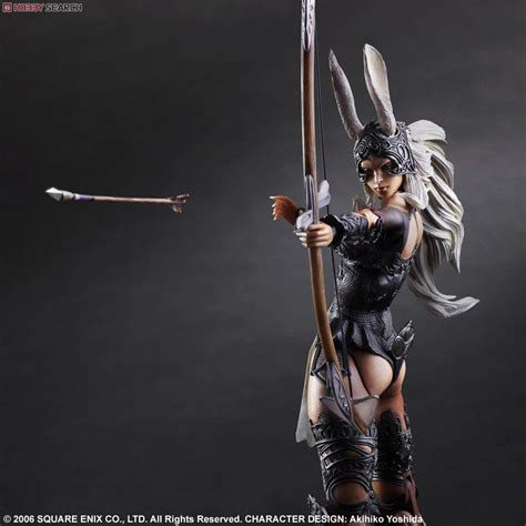 fran final fantasy 12 final fantasy xii play arts kai fran pvc figure images list
