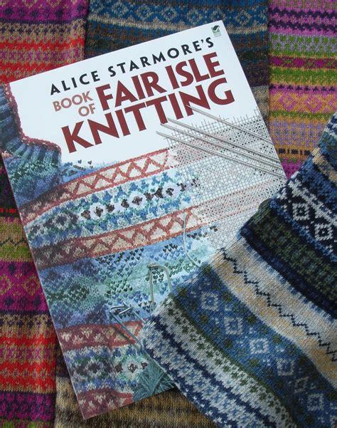 knitting fair isle the flitter knitter falling for fair isle
