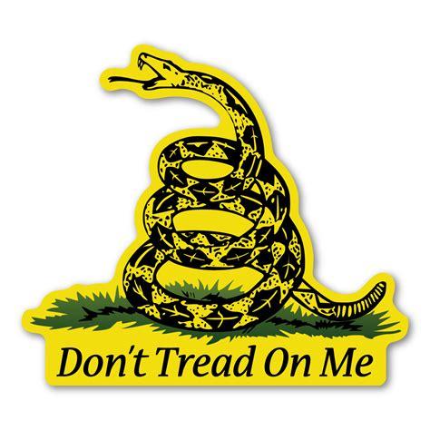 Dont Tread On Me don t tread on me gadsden magnet magnet america