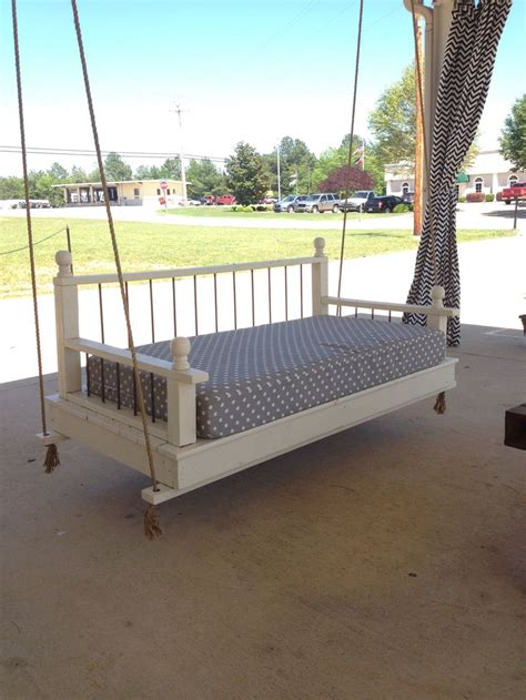 twin bed swing 17 best images about home on pinterest diy porch old