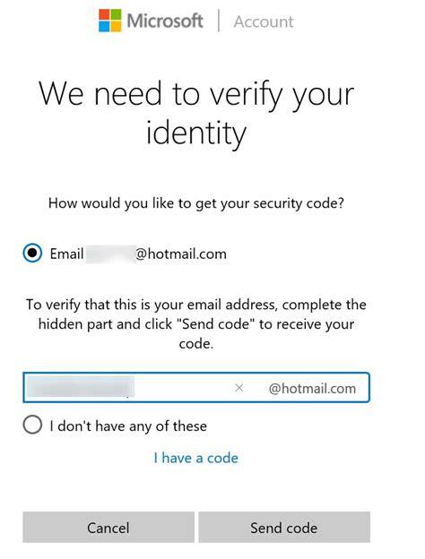 reset windows password microsoft account how to reset or change microsoft account password in