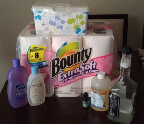 How To Make Baby Wipes With Paper Towels - 6 creative uses for paper towels thegoodstuff