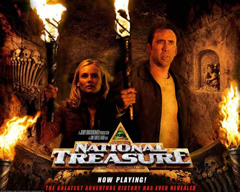 National Treasure by National Treasure Review