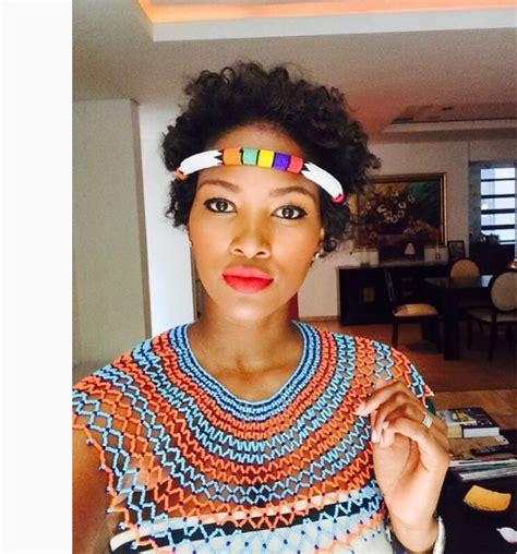 7 mzansi celebs who rock braids the edge search 8 mzansi celebs who rock the african beads the best the