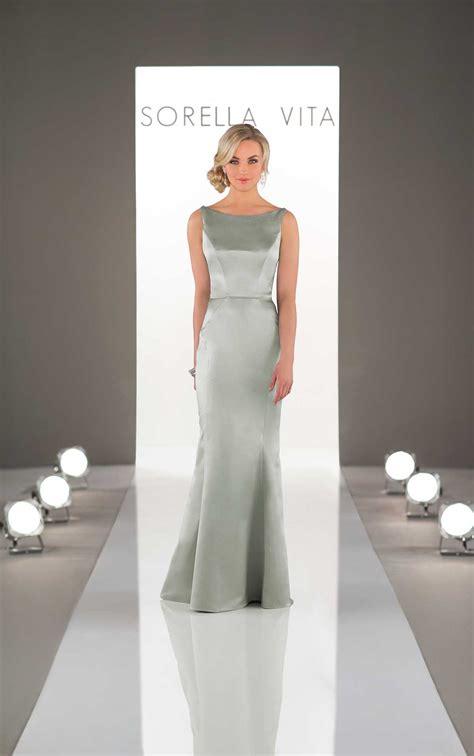 A Simple Wedding Dress