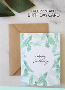 birthday wishes printable birthday card design create cultivate