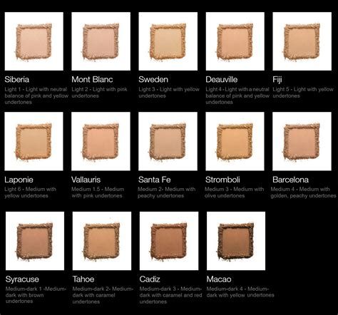 foundation color best pressed mineral powder foundations dermotopia