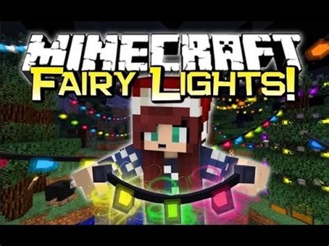 minecraft perfect christmas decorations fairy lights