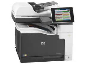 hp laserjet 700 color mfp m775 driver hp laserjet enterprise 700 color mfp m775dn cc522a hp