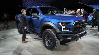 F 150 Ford 2017 Ford F 150 Raptor Debuts At Detroit Feels More