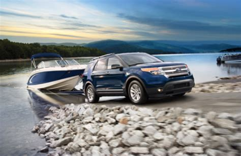 best suv for towing a boat 2015 top suv for towing a boat autos post