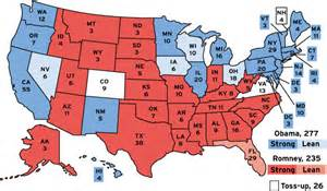 our forecast obama likely to win