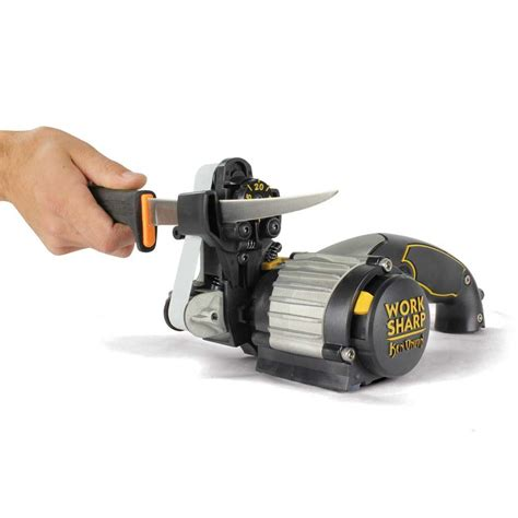 work sharp sharpener review ken onion s work sharp knife and tool sharpener review