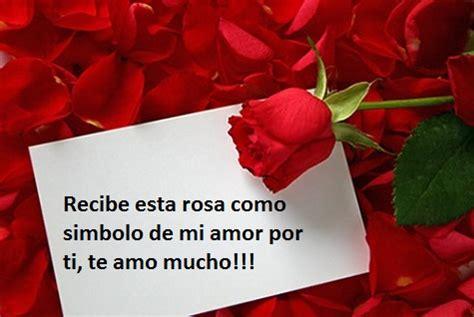 imagenes de rosas rojas te amo 23 im 225 genes de rosas rojas con frases de amor romanticas