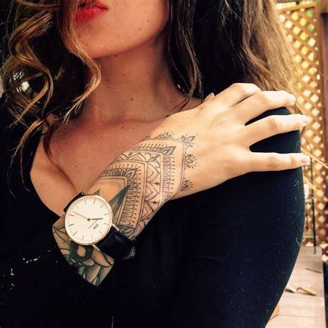 watch tattoo titans online looove the tattoos and watch and lips and hair