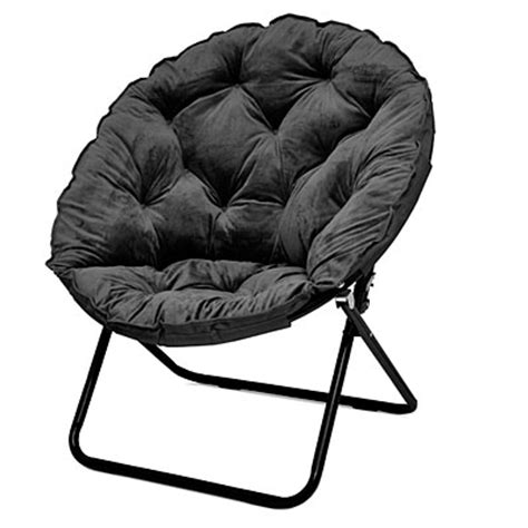 Oversized Saucer Chair by View Black Oversized Saucer Chair Deals At Big Lots