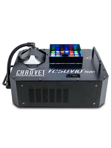 Led Color Wash - vesuvio rgba vertical fog machine chauvet professional