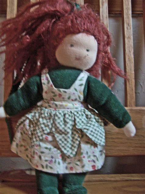 hand sewn doll  rag dolls  person plushie sewing