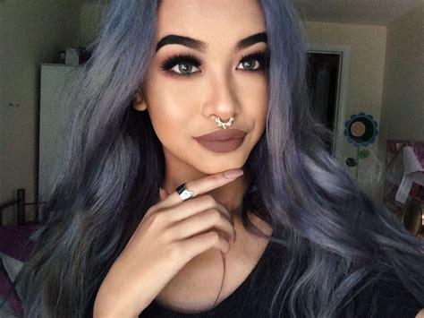 hair and makeup tumblr fall hair makeup looks