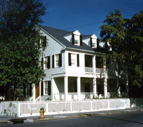 florida memory audubon house museum at 205 whitehead st