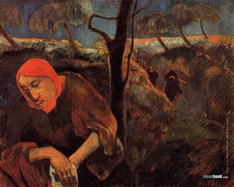 Paul The Gardener by Wallpapers Paul Gauguin Wallpapers
