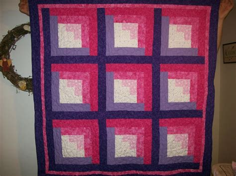 Quilts In A Day by Eleanor Burns Quilt In A Day Quot Log Cabin Quot Quilt