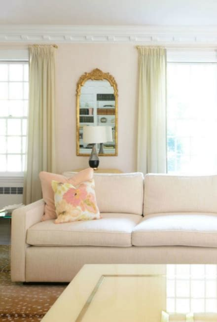 13 striking mirrors that will spice up your home decor living room inspiration tan leather sofa