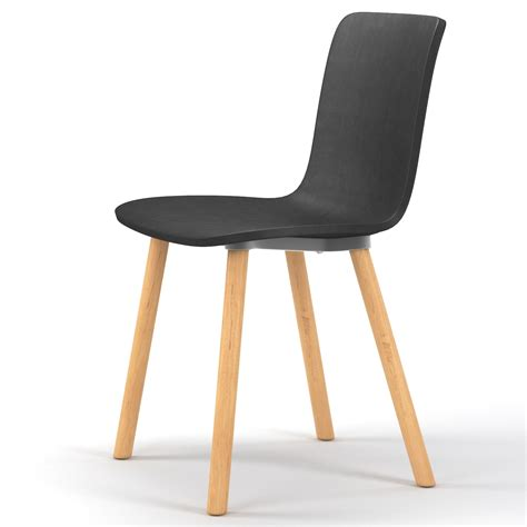 plastic dining room chairs studio plastic modern dining chair in black